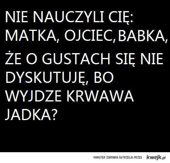 GUSTA MUZYCZNE.