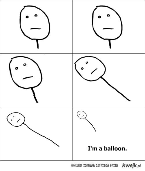 I'm balloon
