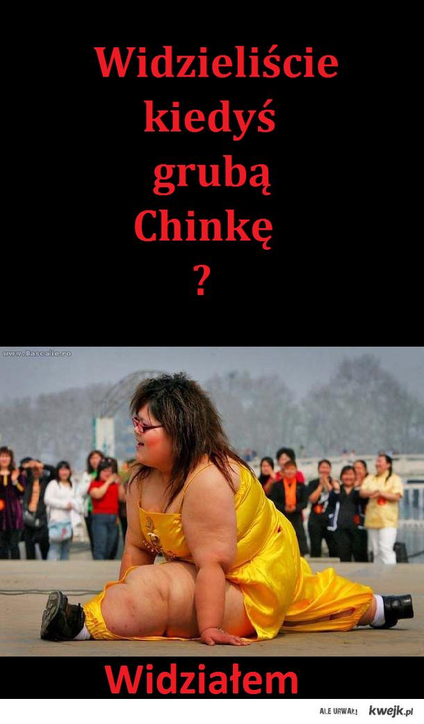 gruba chinka