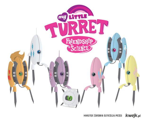 My Little Turret