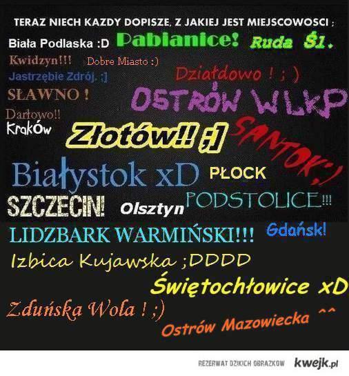 Ostrów Mazowiecka ^^