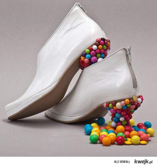 Słodkie buty ;p