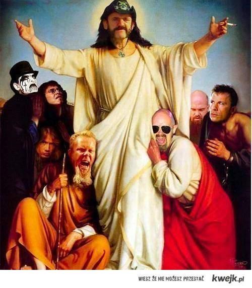 apostołowie metalu