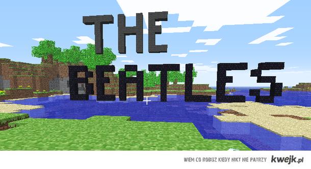 Minecraft The Beatles