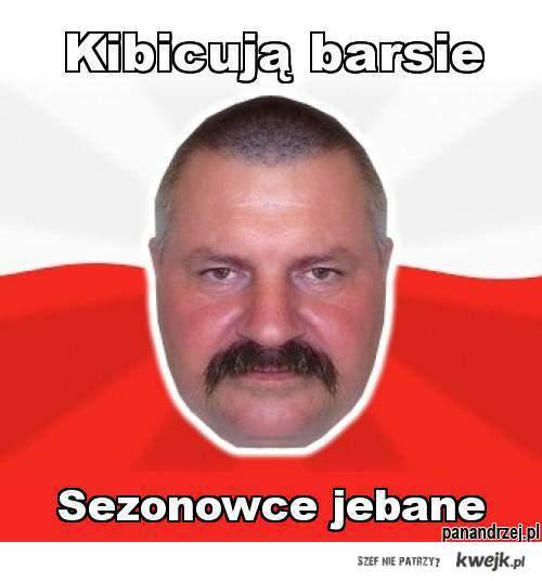 Kibice barsy