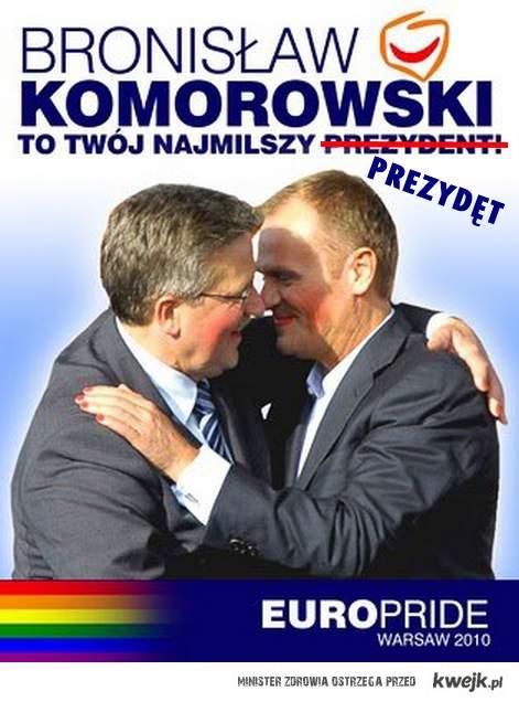 Komorowski jest do bani!