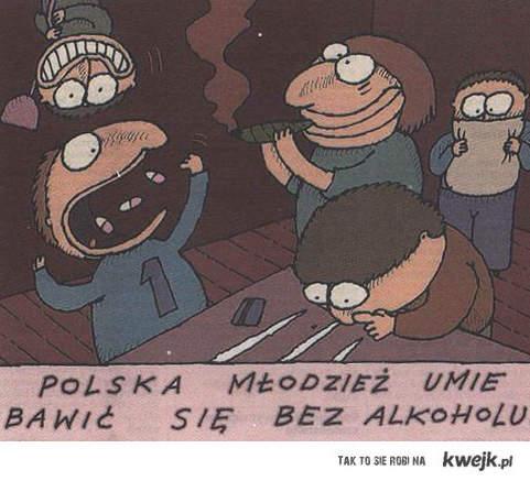 polska młodzież :D