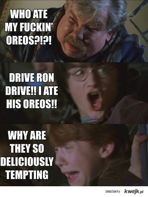 Harry Potter i orejos