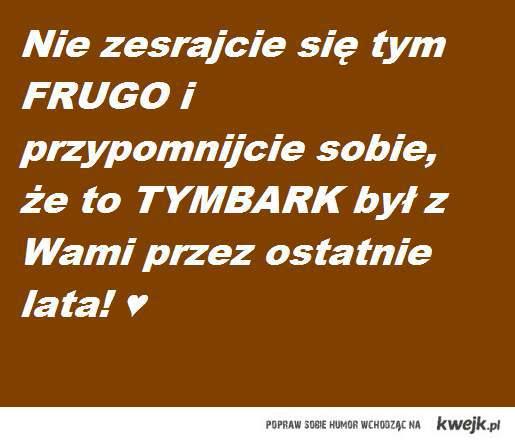 Frugo czy Tymbark?!