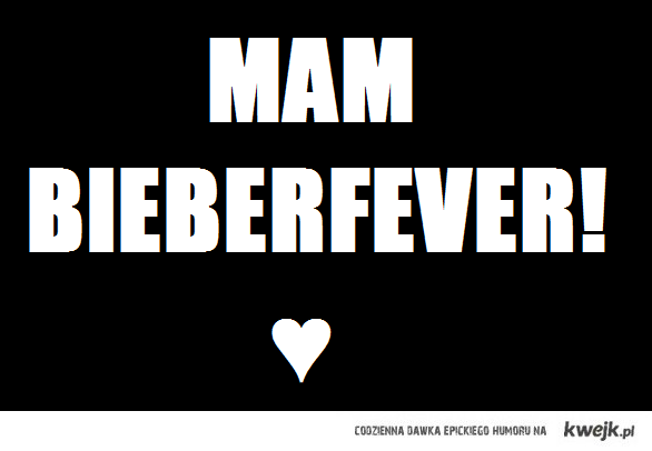 Bieberfever