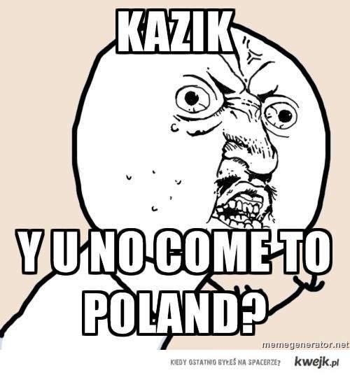 polska kraj na obżerzah ełropy