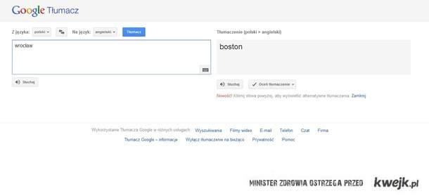 wrocław-boston