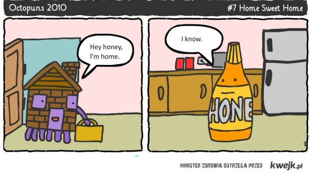 dom z miodem