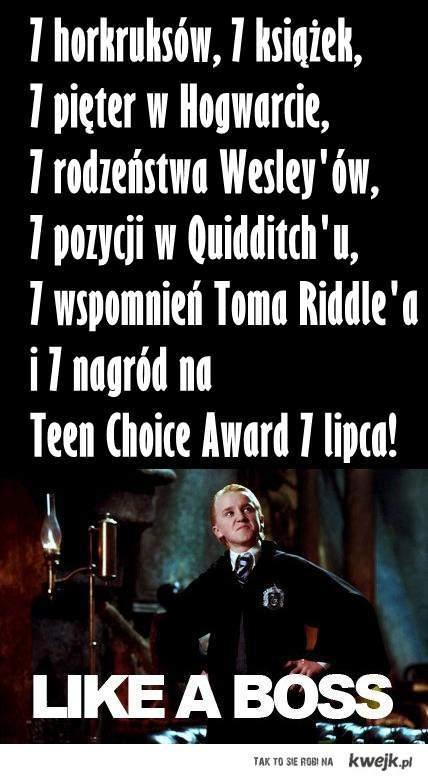 Harry Potter like a BOSS
