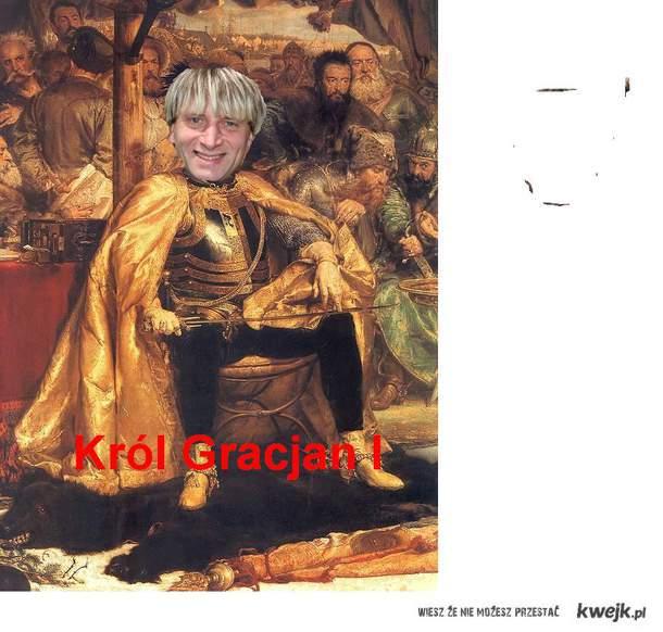 Krol Gracjan I