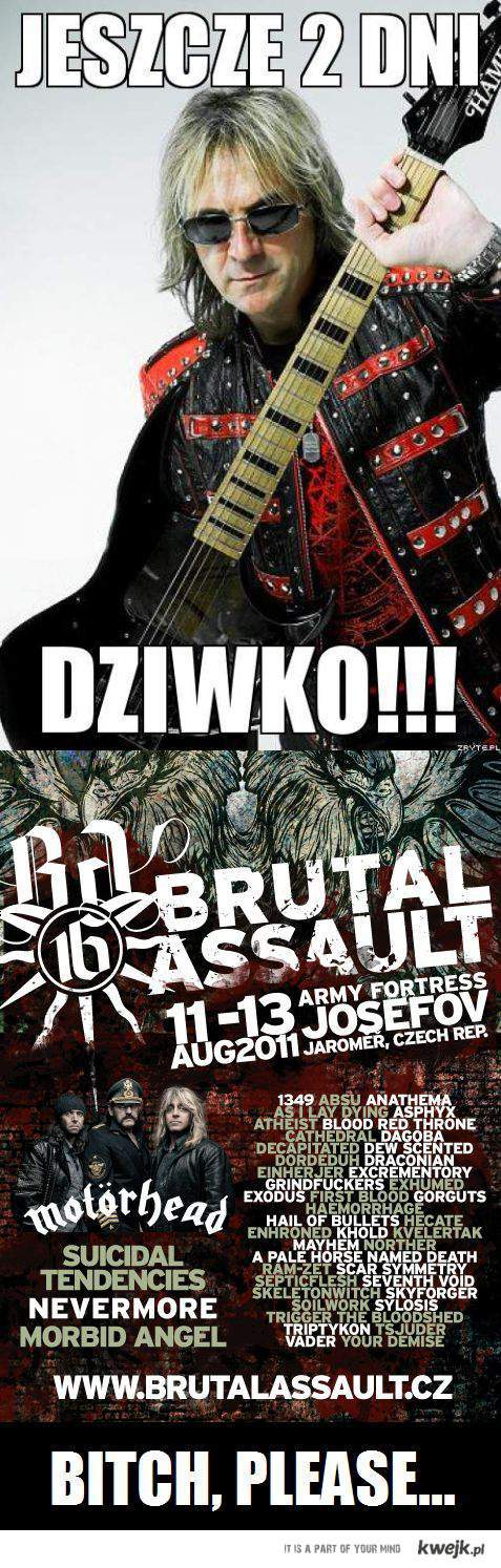 Brutal Assault pwnz Metal Hammer Fest