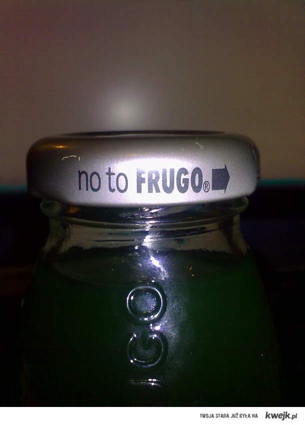 No to FRUGO!
