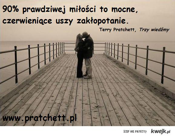Filozofia Pratchetta - MIŁOŚĆ