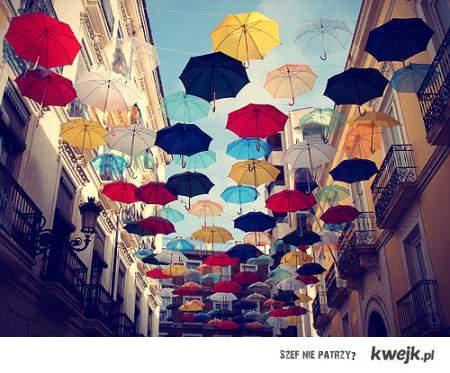 Parasolki, parasolki...
