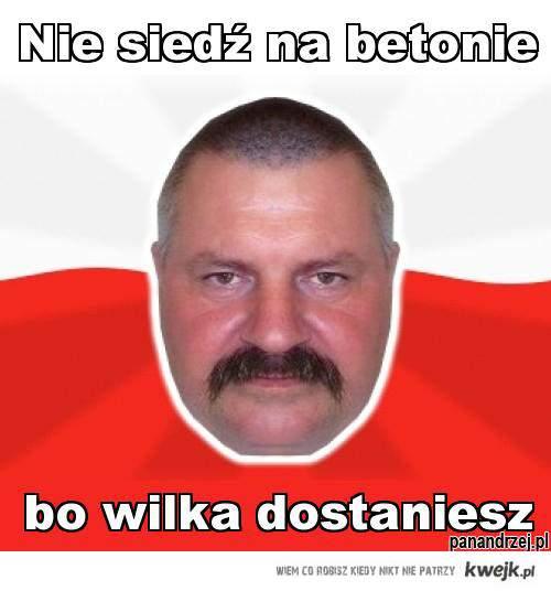 "Pan Andrzej ""Beton"""