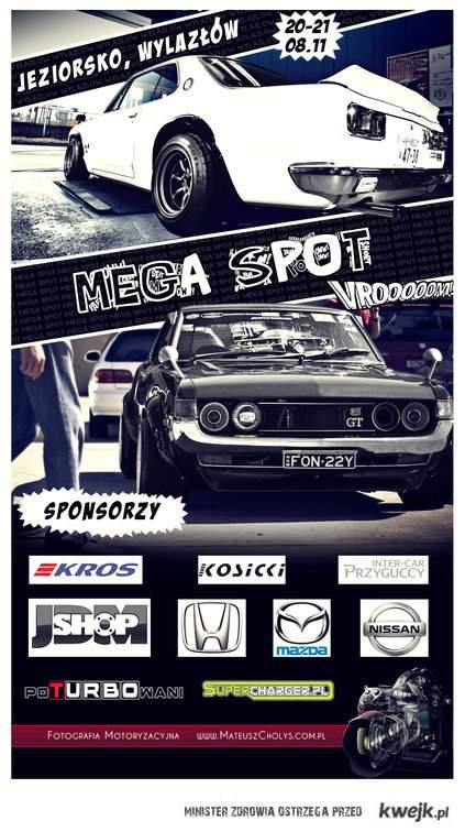 Mega Spot Jeziorsko 20-21.08.2011