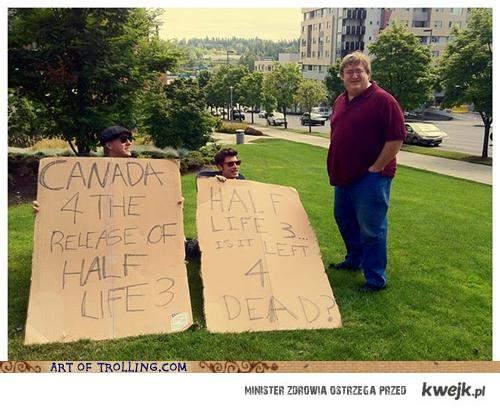 Half Life 3 - Gabe Newell