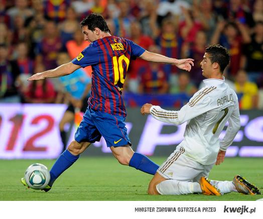 Messi król