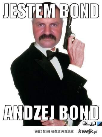 Jestem Bond