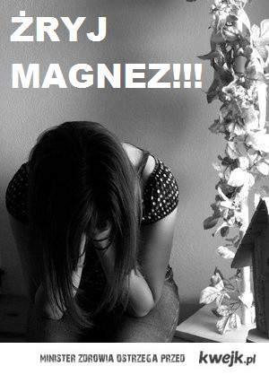 niedobr magnezu