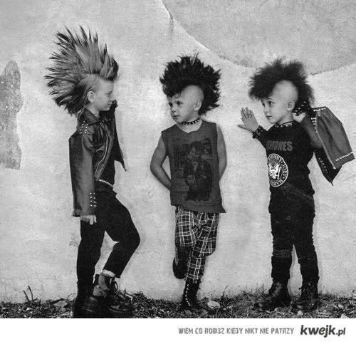 punk boy.