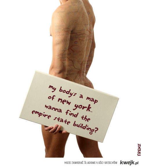 My Body!
