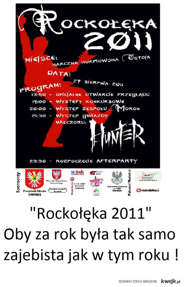 Rockołęka