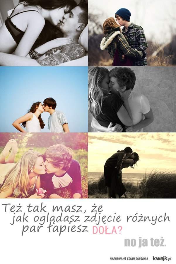 gdy widzę zdjęcia zakochanych..
