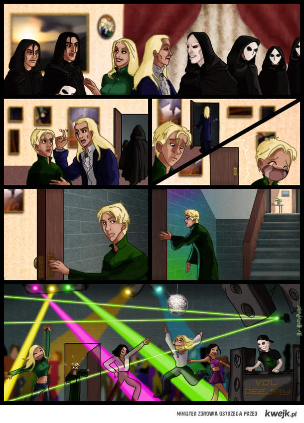 death eaters party