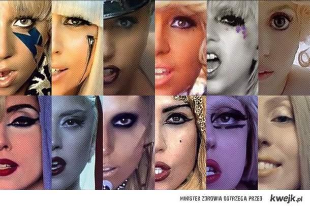 Gaga evolution