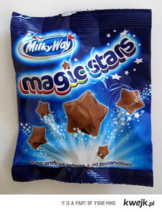 Pora przywrócić Magic Stars do sklepów