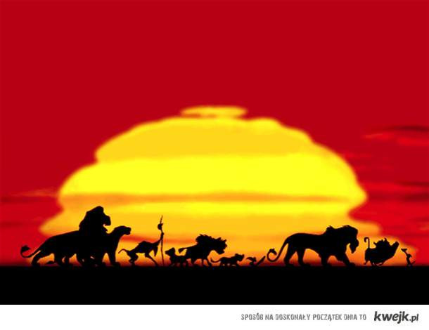KOCHAM MUZYKĘ Z LION KING
