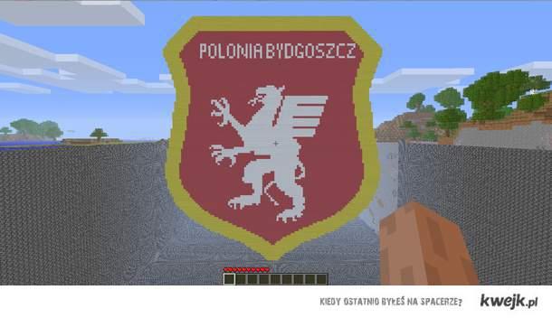 Tylko Polonia- Minecraft