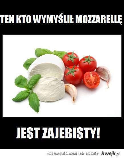 mozzarella ♥