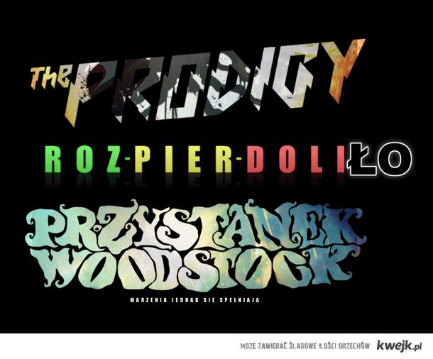 the prodigy woodstock 2011