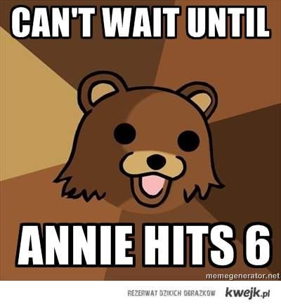 Nie mogę się doczekać kiedy anka będzie mieć 6