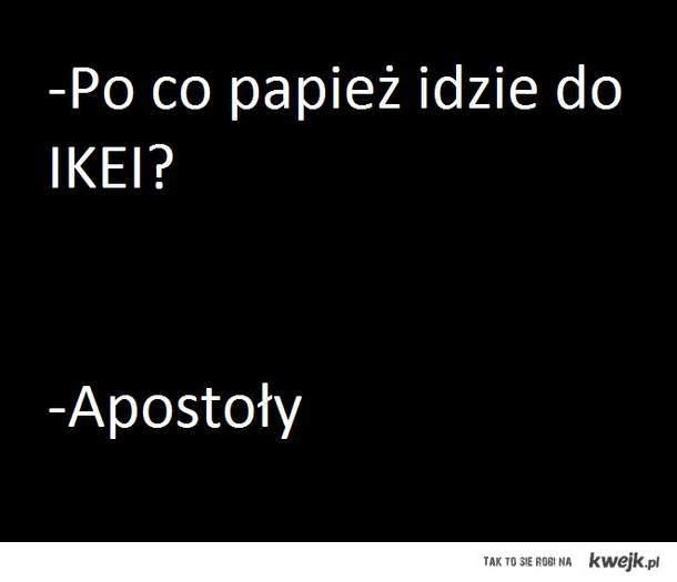 papież Apostoły