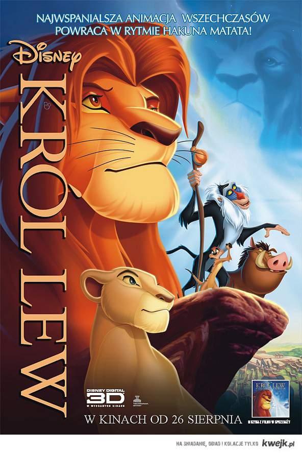 Król lew powraca!!