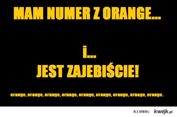 Orange. <3