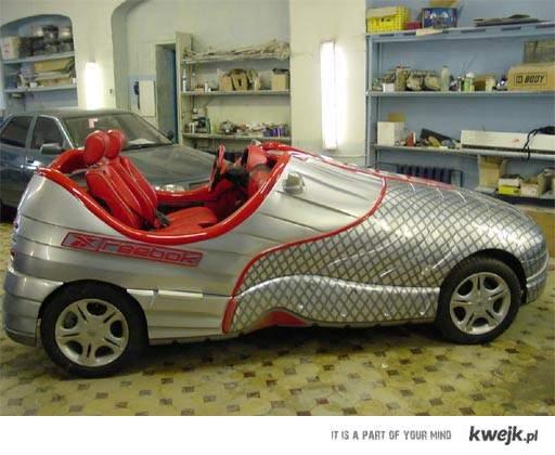 Reebok Car