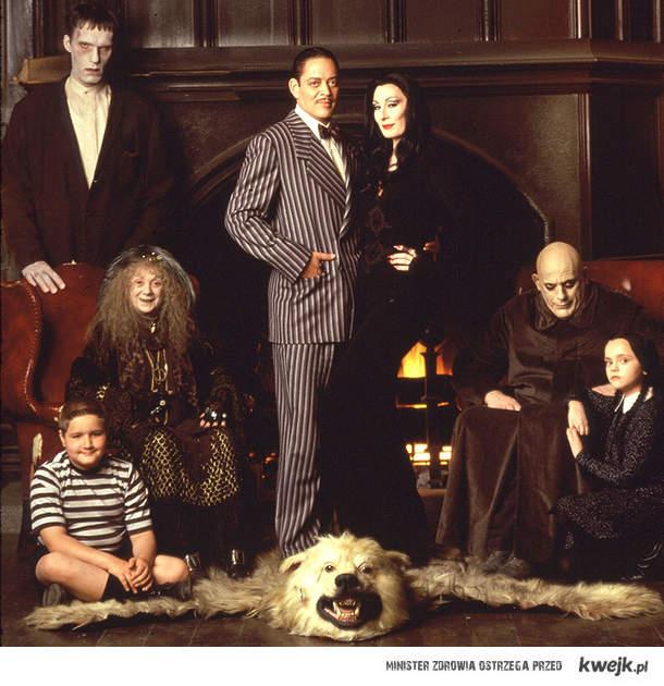 Rodzina Adamsów. Pamiętacie?
