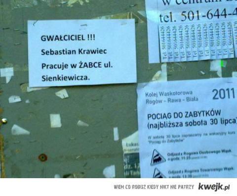"""Centralna Polska. Okolice Warszawy. Miasteczko na """"B""""."""