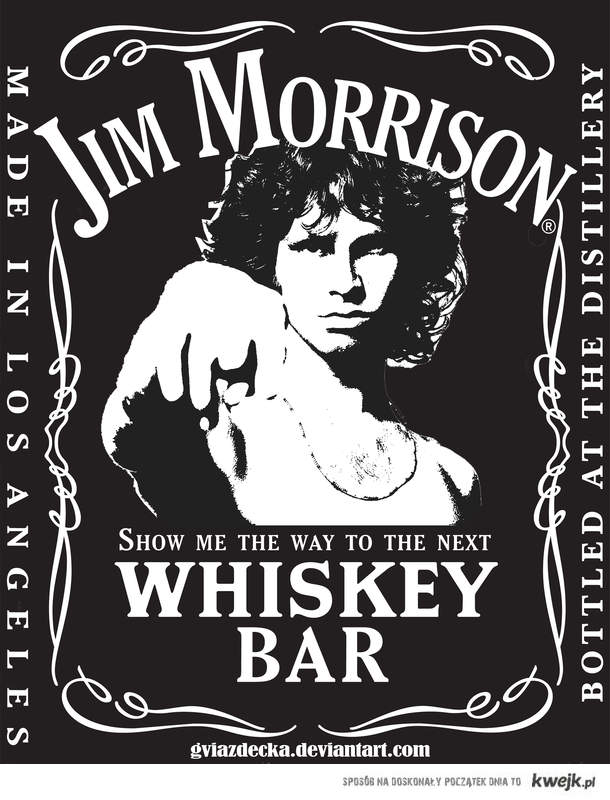 Show Me The Way To The Next Whiskey Bar