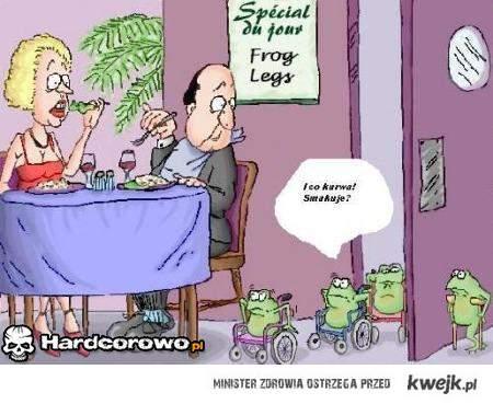 żabie udka