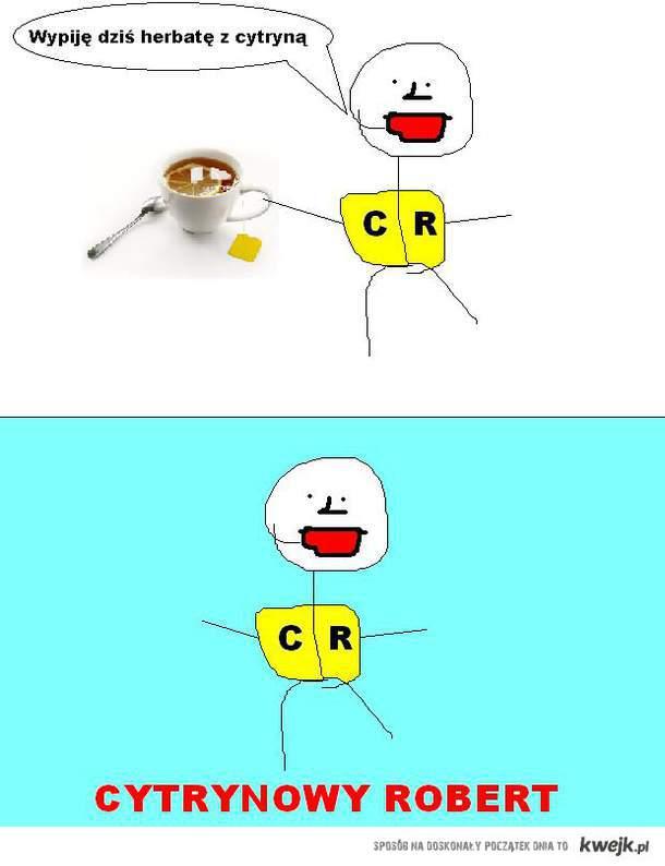 cytrynowy robert